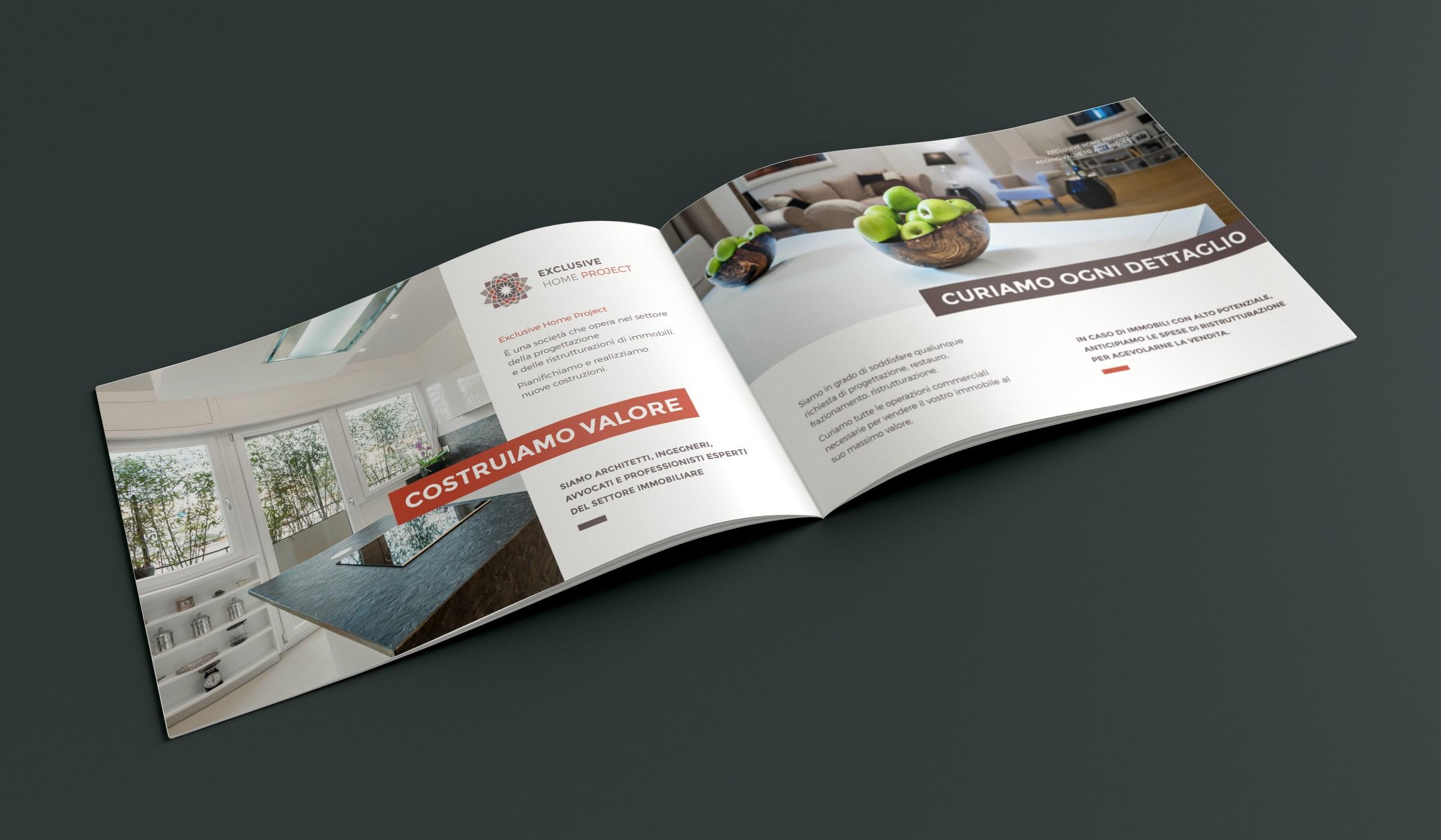 Nuovo sito web per Exclusive Home Project
