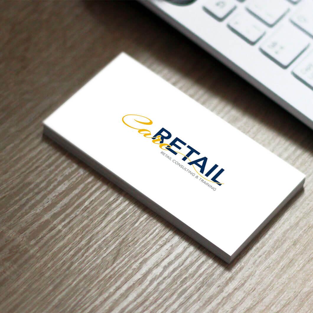 Caretail logo e corporate