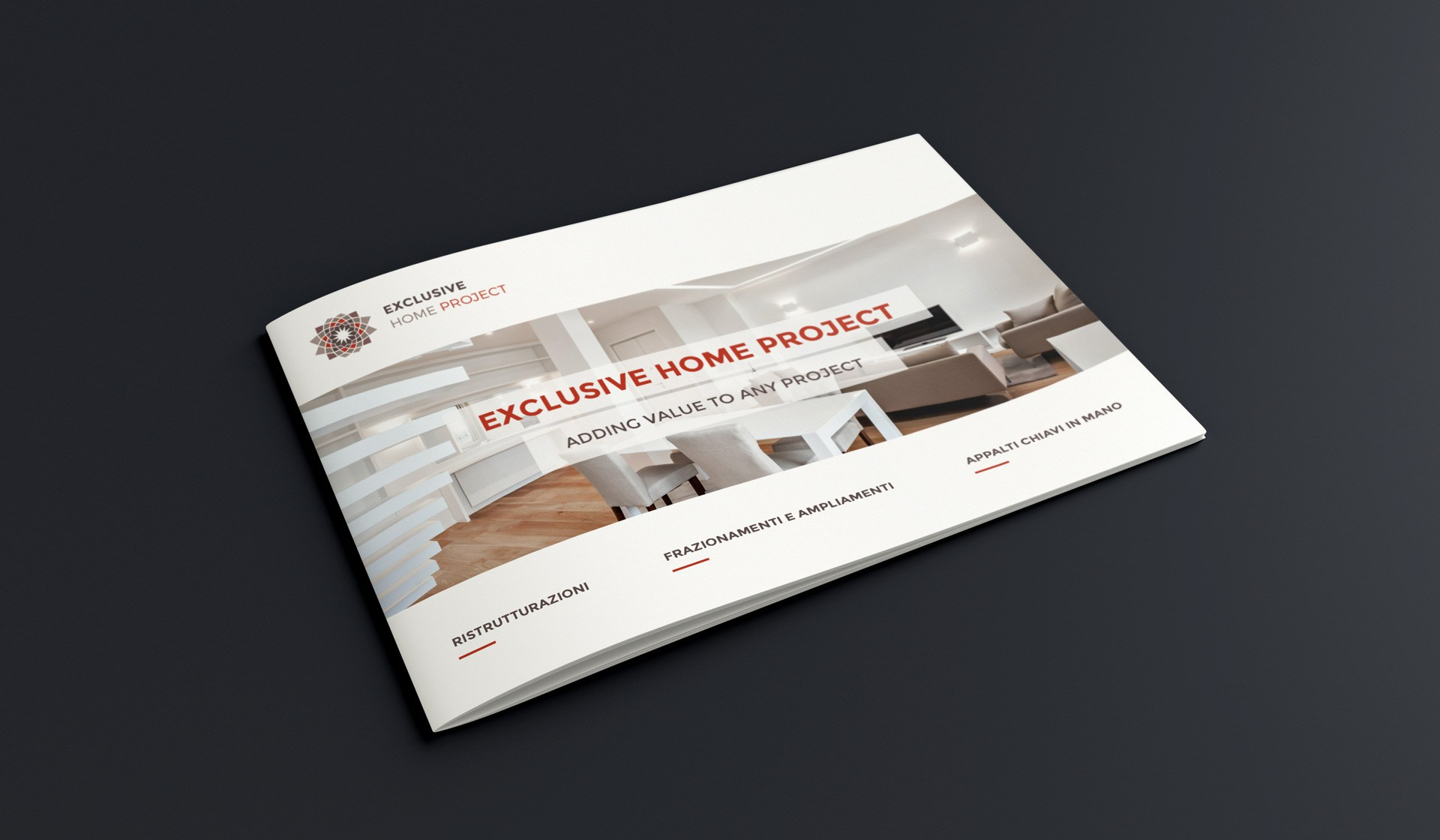 Nuovo sito web per Exclusive Home Project
