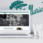Web design per Villa Maria Pia