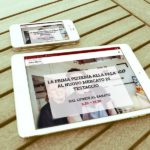 Logo e sito web per Casa Manco
